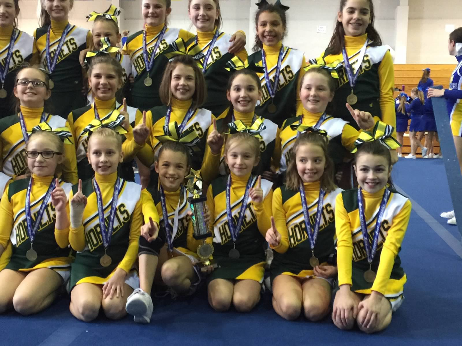 Pictures East Penn Youth Cheerleading Association